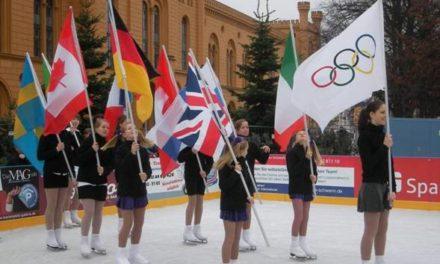 Die 23.Olympischen Winterspiele 2018 sind eröffnet