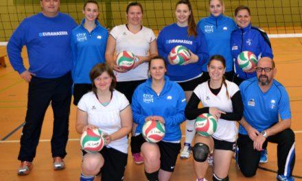 Dritter Turniertag der Damen in der Landesklasse-Ost