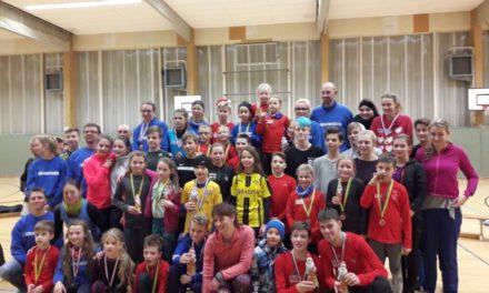 Jubiläums Lichterpaarlauf glich einem Sport-Fest