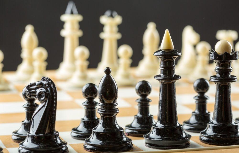 Premiere für Schachspieler