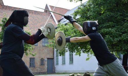 Neujahrsauftakt der Schwert-Greifen Rostock e.V. vielversprechend