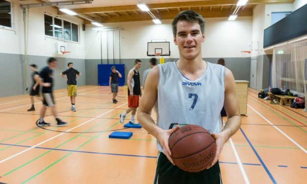 Litauisches Talent verstärkt Regionalliga-Team – Willkommen in Rostock Justas Rimkus