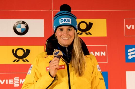 Vom Weltcup-Eis auf die olympische Rodel-Bahn