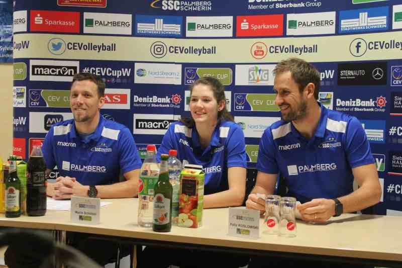 CEV CUP 2018