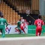 Lübzer Pils Cup: FC Mecklenburg Schwerin vs. MSV Pampow - 1:4; Foto: P. Bohne
