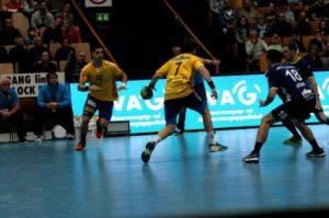 Derby Schwerin vs. Rostock; Foto: P. Bohne
