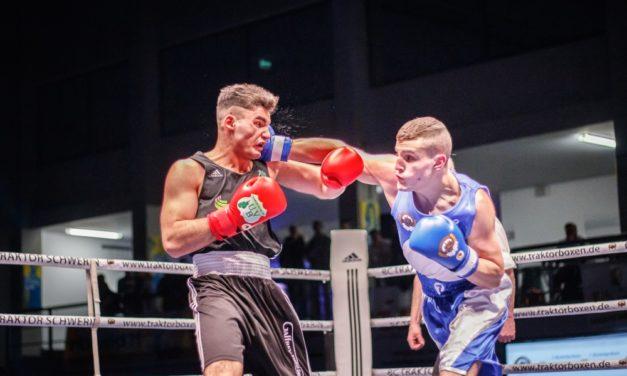 Boxclub TRAKTOR motiviert vor dem NORDDERBY gegen Hamburg