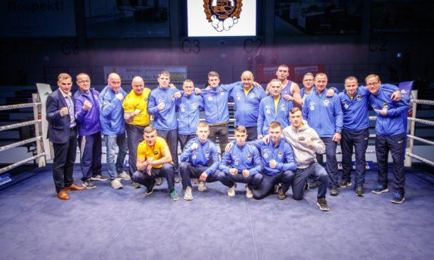 Irland mit acht nationalen Champions in Schwerin
