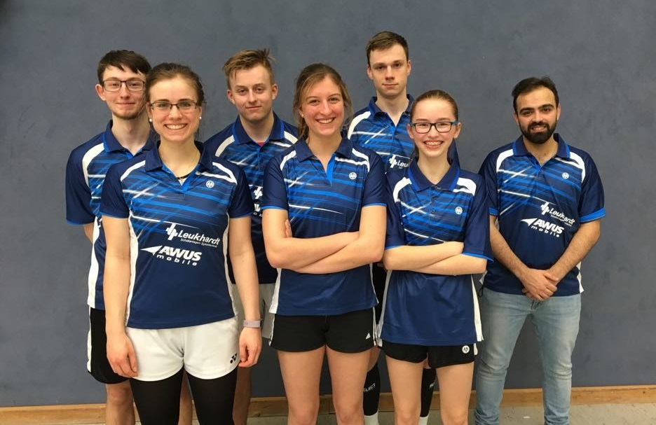 BSC I wird Vizemeister der Landesliga
