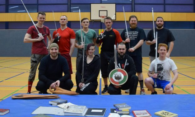 Schwert-Greifen – Verein für historische Kampfkunst e.V. vernetzt