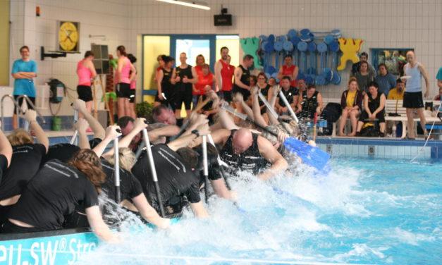 9. neu.sw Indoorcup in der Schwimmhalle Neubrandenburg