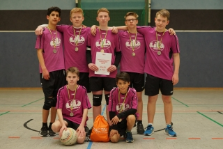 Faustball: Güstrower U14-Nachwuchsteams bewähren sich bei Ostdeutschen Meisterschaften