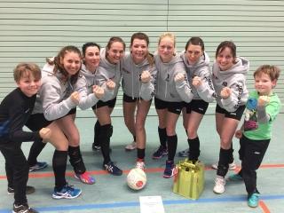 Faustball: GSC-Damen qualifizieren sich für die DM-Endrunde