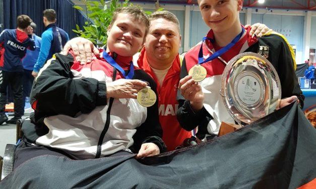 Rostockerin holt Silber und Bronze beim IWAS World Cup im Rollstuhlfechten