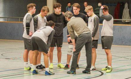 Faustball: Platz 6 bei der DM U18m für den GSC
