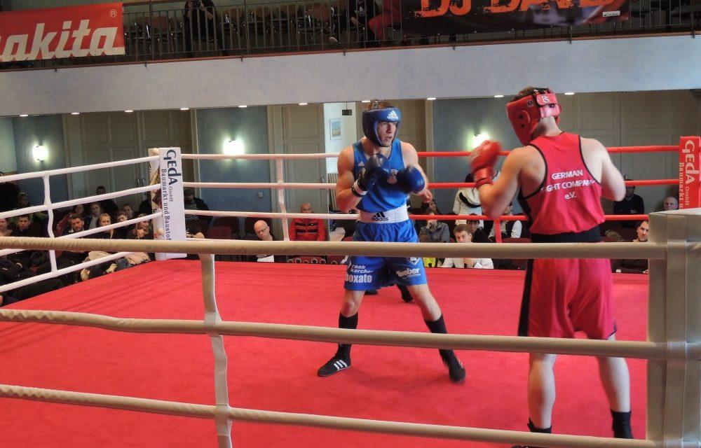 Landesmeisterschaften im Boxen 2018