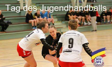 """Handballer in MV mit neuem Event: Erstmalig """"Tag des Jugendhandballs"""""""
