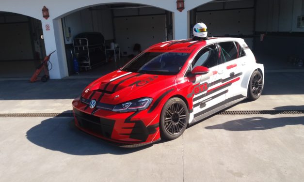 Premierensieg für Mike Halder im Honda Civic TCR