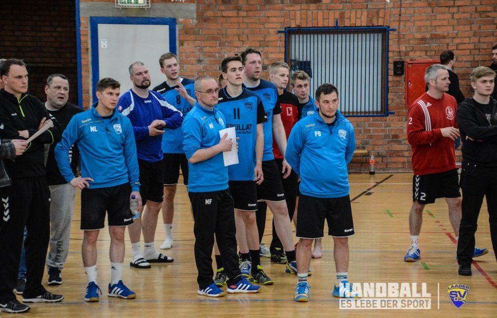 Handball Bezirkspokal der Männer