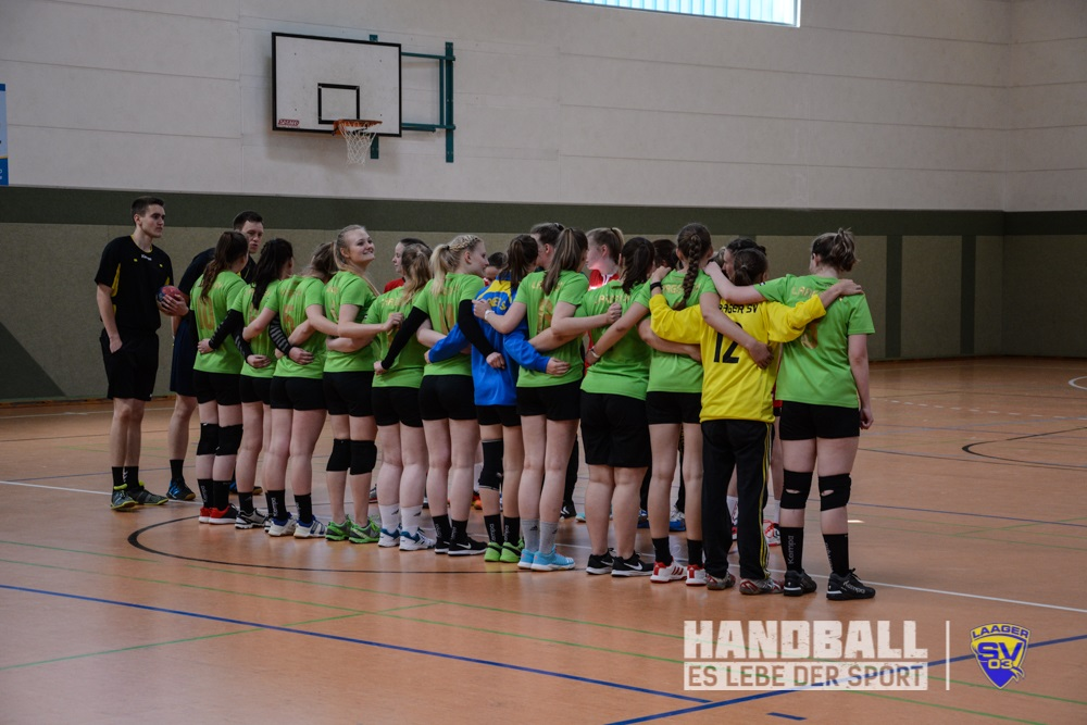 20180428 Laager SV 03 Handball wJA - SG Grimmen Loitz