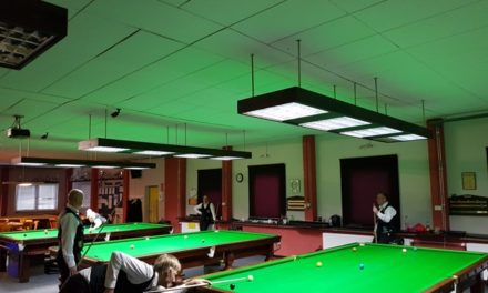 Zwischen sportlichem Können, Strategie und einem angenehmen Vereinsleben…