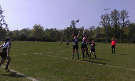 Frauenpower der Dierkower Elche beim Rugby-Turnier in Braunschweig