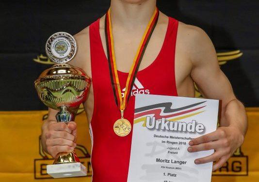 Gold und Bronze für M-V bei den DM A-Jugend