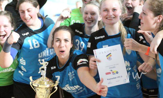 """FINAL FOUR und """"Tag des Jugendhandball"""" voller Erfolg"""