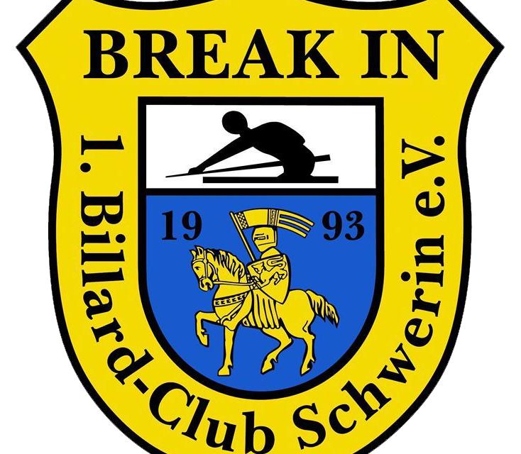 25 Jahre – 1. Billard Club Schwerin e.V.