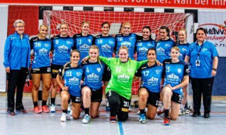 Beim FINAL FOUR in Güstrow dabei: Rostocker Handball Club II