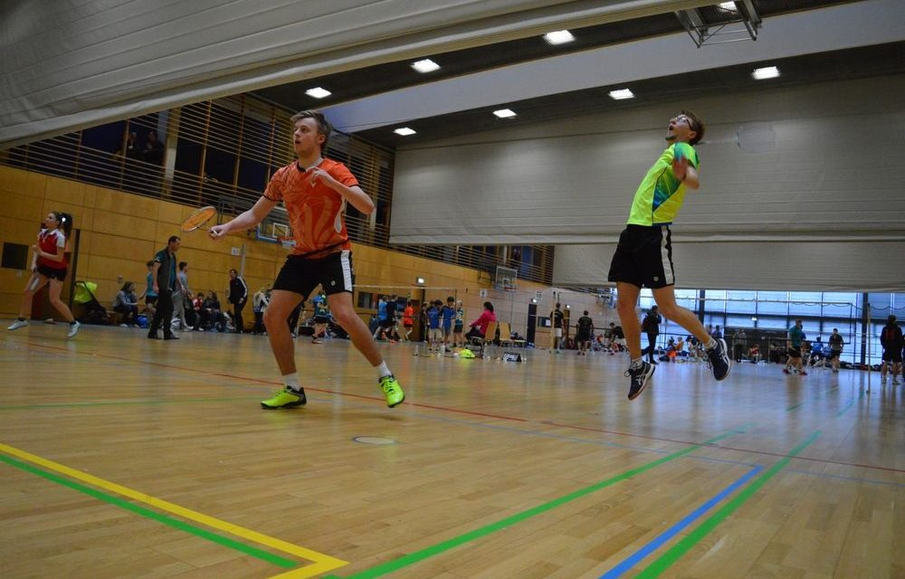 YONEX Junior Cup 2018 mit Schweriner Beteiligung