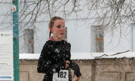 Güstrower Osterlauf trotz Wintereinbruch mit guter Stimmung und tollem Sport