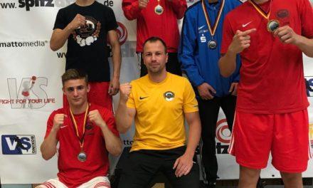 TRAKTOR-Nachwuchs erfolgreich beim Black Forest Cup