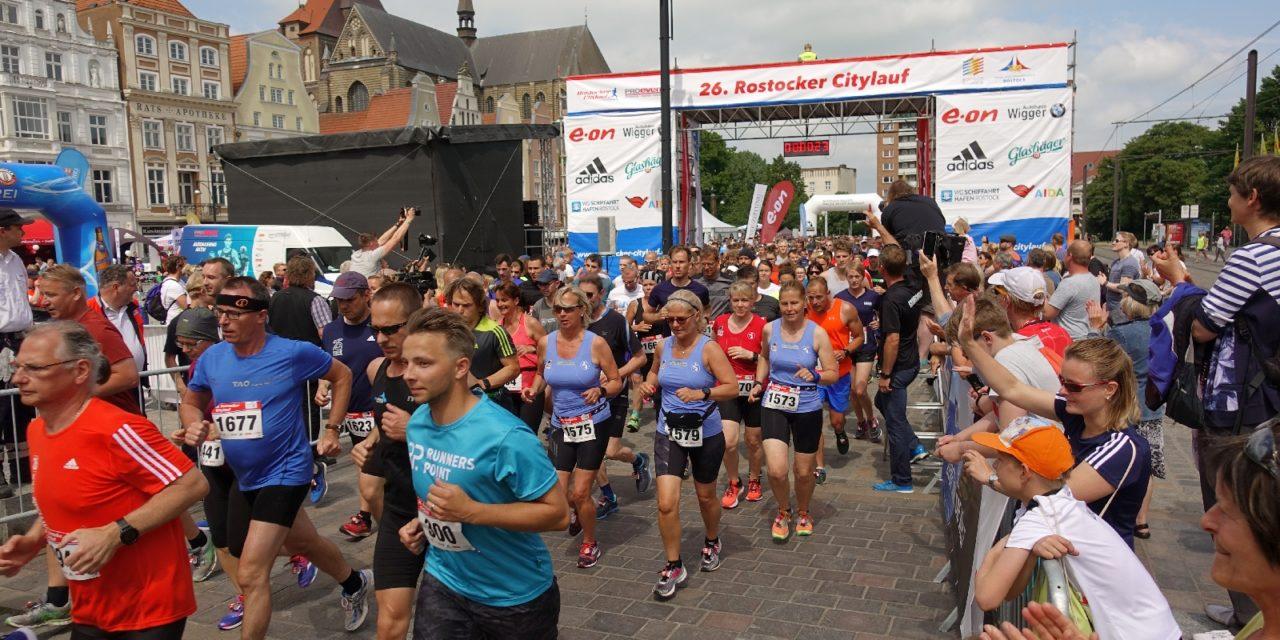 SC Laage mit größtem Team beim 26.Rostocker Citylauf
