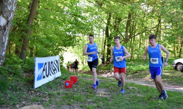 Der 16.EURAWASSER Waldlauf setzt neue Maßstäbe