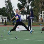 Starke Speerwurf-Leistungen der Athleten des 1.LAV Rostock