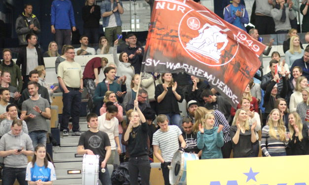 SV Warnemünde bleibt in der 2.Bundesliga!