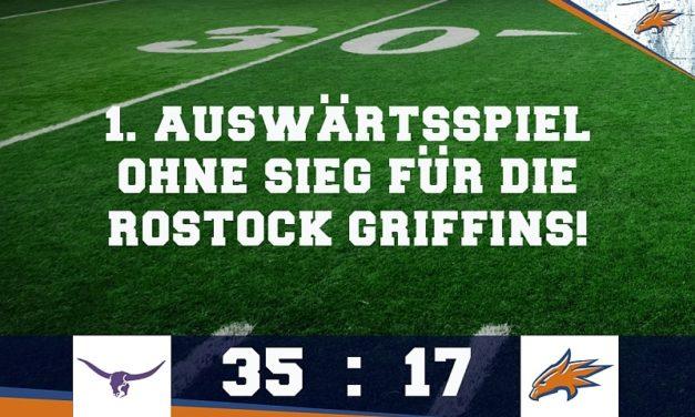 Griffins mit bitterer Niederlage in Langenfeld