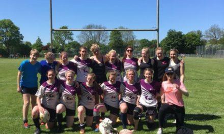 Frauenrugby: Dritter Platz im Nord-Ost-Pokal in Bremen
