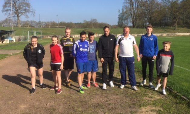 Saisonfinale für Westmecklenburger Schiris