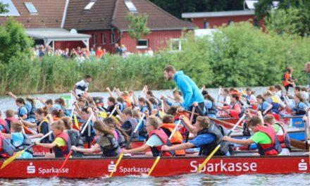 24. Schweriner Drachenboot Schulmeisterschaften werfen ihre Schatten voraus
