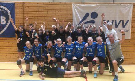 SSC: U13 gewinnt gemeinsam Norddeutsche Meisterschaften