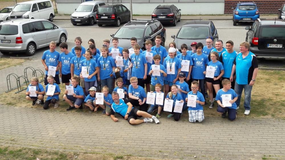 Sportschützen präsentieren sich treffsicher in der Hansestadt