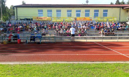 Toller Lauf -Tag für 171 Kinder der Laager  Grundschule