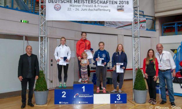 Anastasia von Steuben gewinnt Bronze bei den Frauen