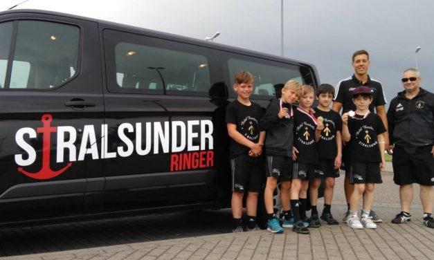 Zwei Titel bei den Mitteldeutschen Meisterschaften für die Stralsunder Ringer