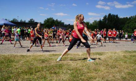 Laufen, Walken, Schwimmen und Skaten beim 3. Anklamer Sporttag