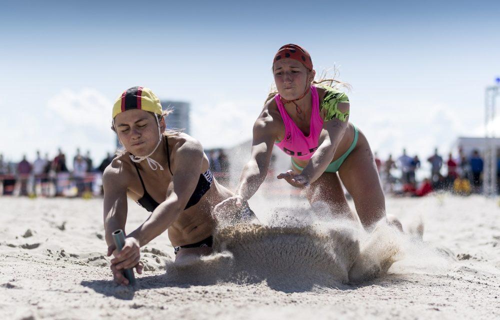Warnemünder Strand als Sprungbrett zur Weltmeisterschaft in Australien