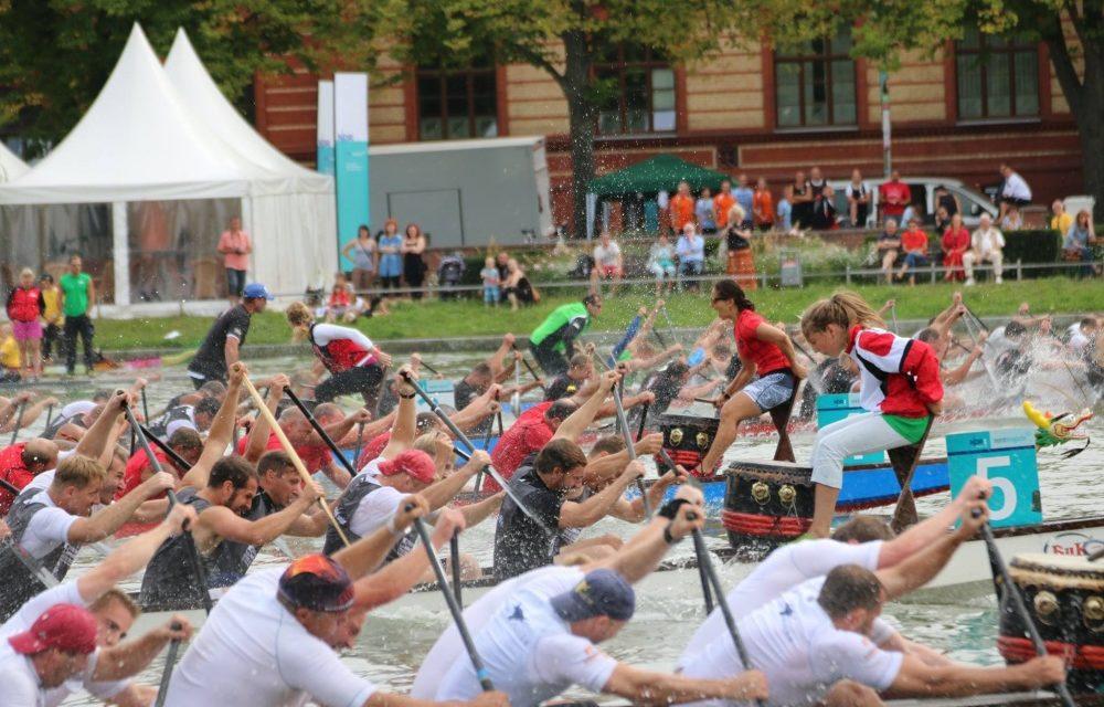 Schweriner Drachenbootfestival initiiert mit Kooperationspartner neuen Löwen Cup