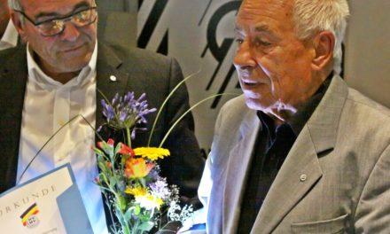 11. Verbandstag des HVMV: Peter Rauch als Präsident einstimmig wiedergewählt